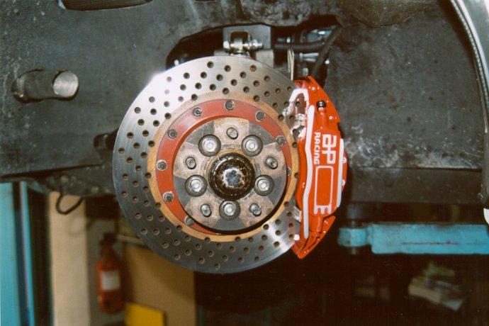 Mazda >> Käser Fahrzeugbau Bremsanlagen